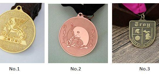 different-sandblst-medals