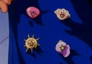 Because The Gym Badges Of Orange League And Indigo Both Eared In Season One So Their Design Concepts Are Much Same