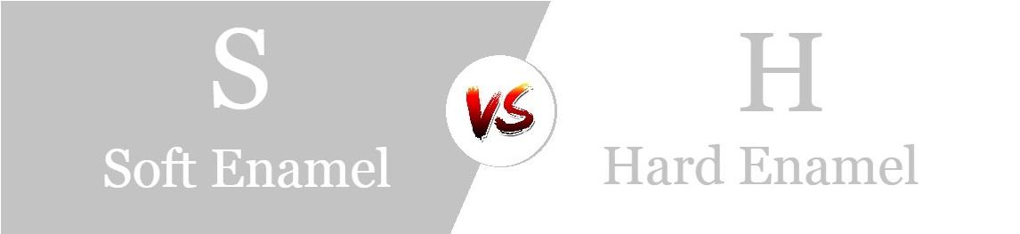 Soft Enamel VS Hard Enamel Pins | Enamel Pins | GS-JJ com ™