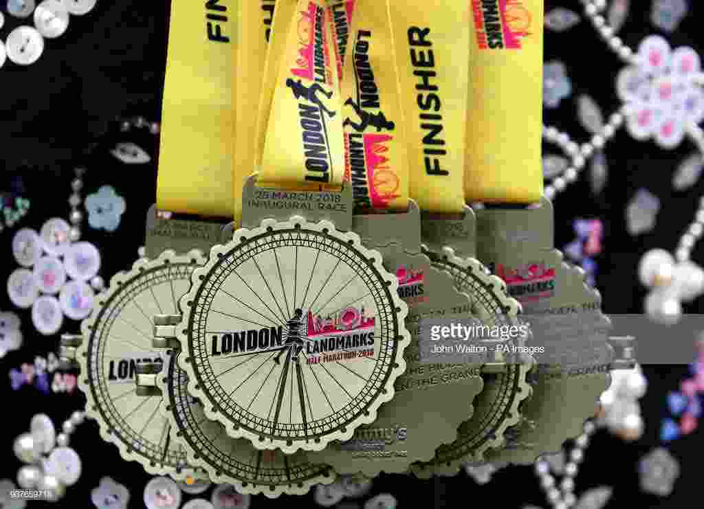 Custom Medals for Healthy Living