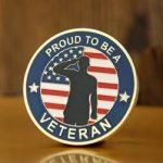 Veterans Day Custom Challenge Coins