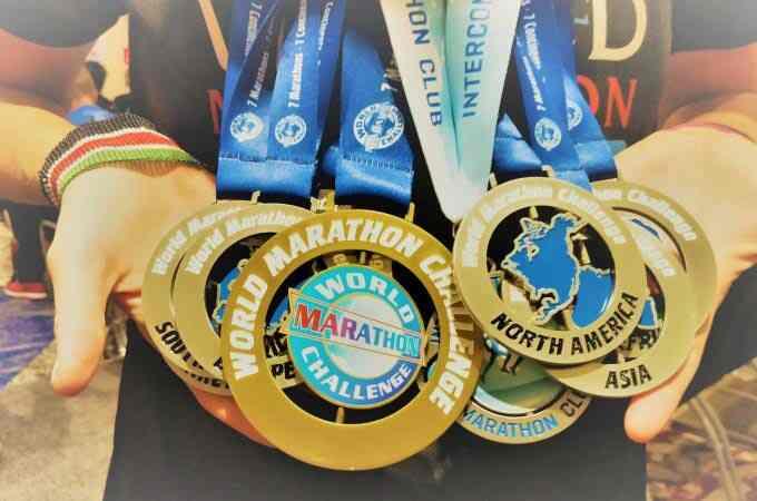 WMC Medals