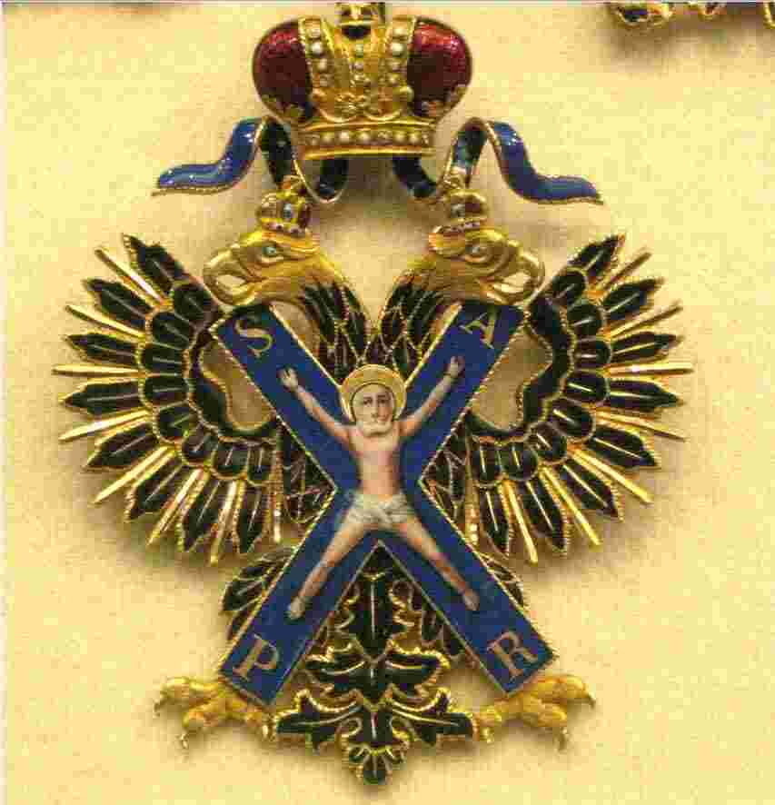The Order of St. Andrew