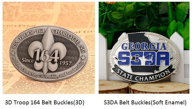 3D-belt-buckles