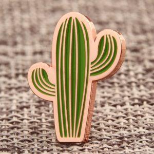 Cactus Custom Enamel Pins