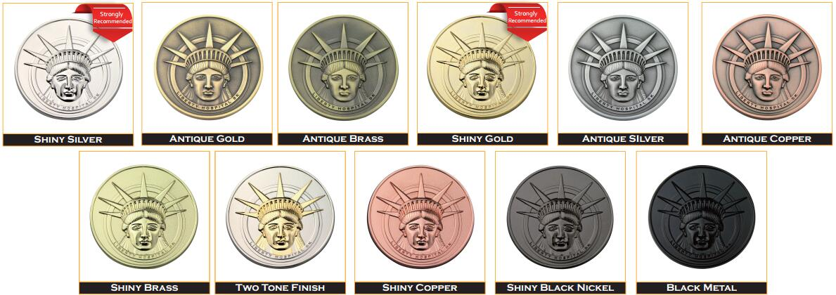 Coins plating options_GS-JJ