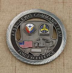 Excellence coin