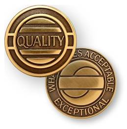 Quality-coin