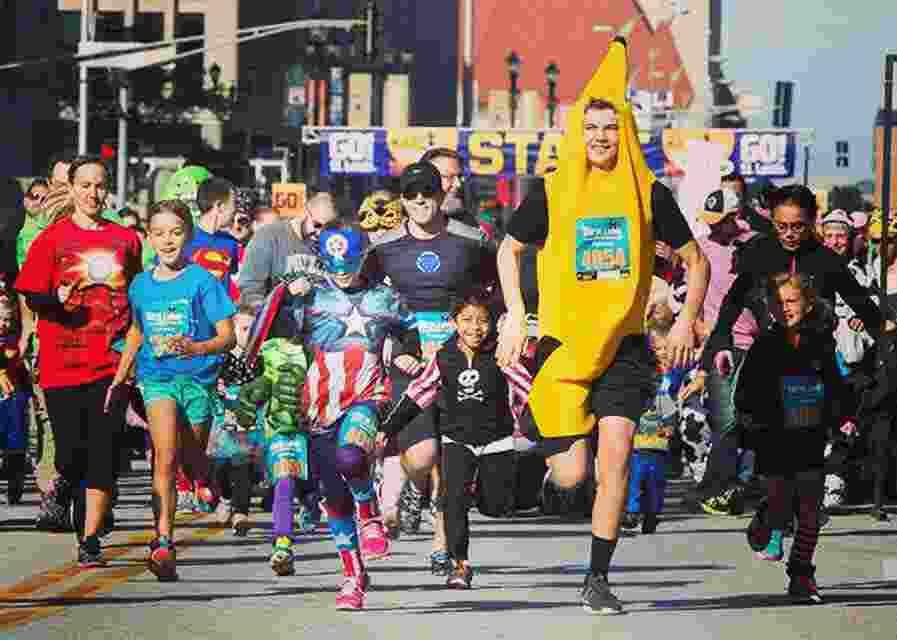 The Great GO! St. Louis Halloween Race