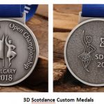 Two-Tone-Medals