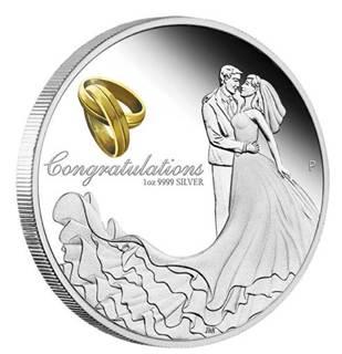 Wedding-coin