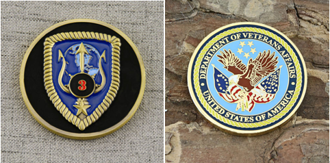 military challenge coins from GS-JJ