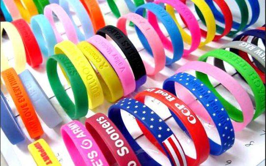 Multiple Custom Wristbands