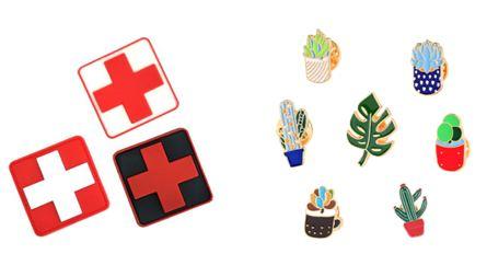 Custom PVC Lapel Pins