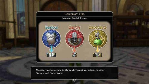 Dragon Quest Heroes 2 Monster Medals Type Guide1