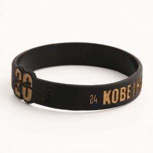 Thank Kobe wristbands