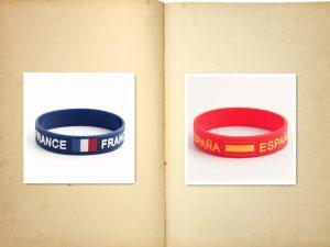 International Activities Wristbands