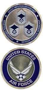 U.S. Air Force Top 3 Ranks