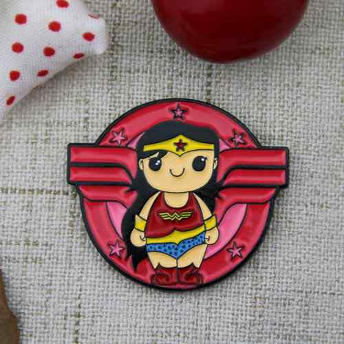 superwoman custom pins