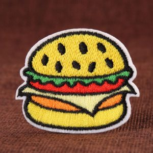 KFC Embroidered Patches1
