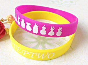 Beautiful Silicone Wristbands