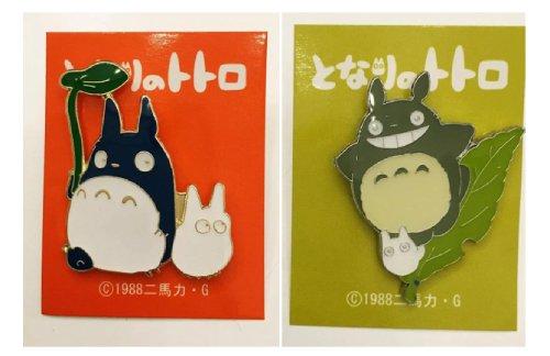 Ghibli Studio pins