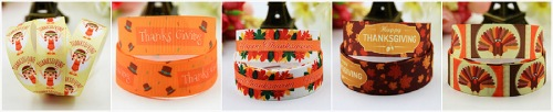 Thanksgiving Ribbons