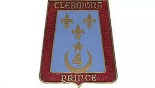 "The 4th ""Hunter"" Regiment Metal Pins"