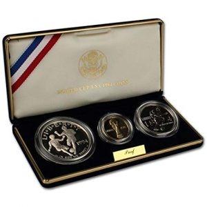 1994 US FIFA Coins