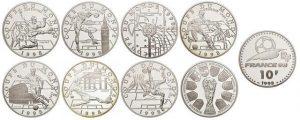 1998 France FIFA Coins
