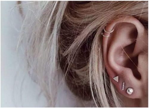 exquisite ear studs