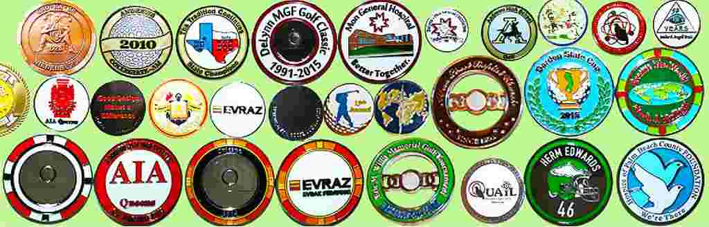 Ball custom challenge coins