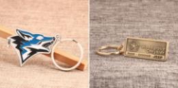 Flat Split ring & Split ring