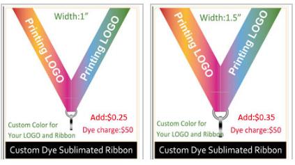 Gradient-Color-Ribbons