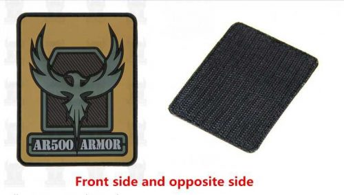 Hook fasteners PVC Patches