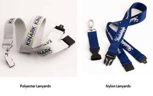 Lanyards selection