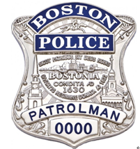 Police Patrolman Badge