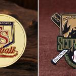 baseball challenge coins