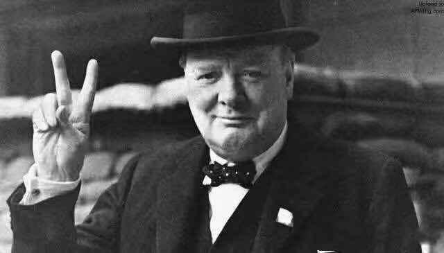 the Prime Minister of UK-Churchill