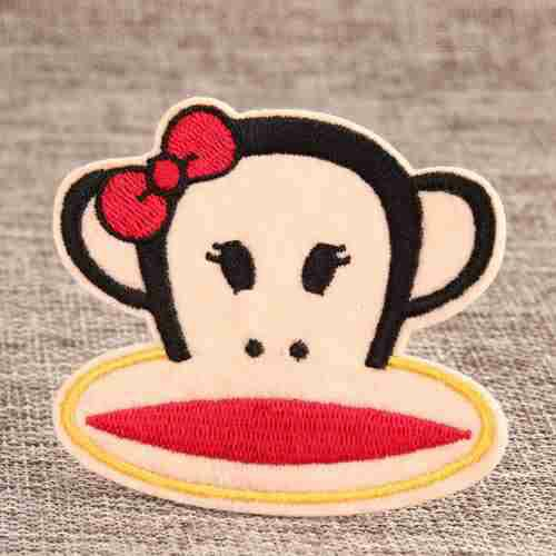 Paul Frank Custom Patches
