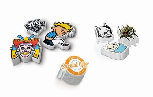 vinyl die cut stickers