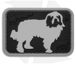 Dog PVC Patches 1