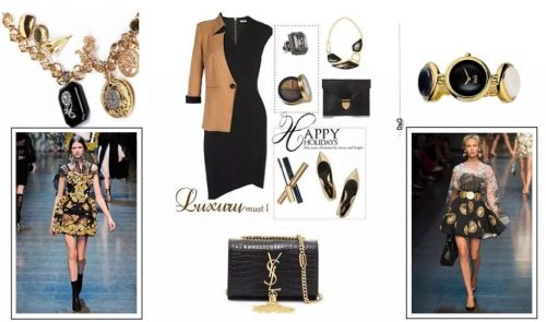 GOLD & BLACK--Queen's choice