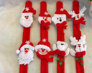 Santa Custom Made Wristbands