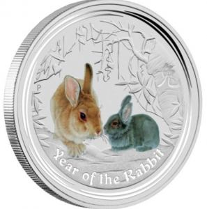 2011 Rabbit Challenge Coins