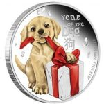 2018 Baby Dog Challenge Coins