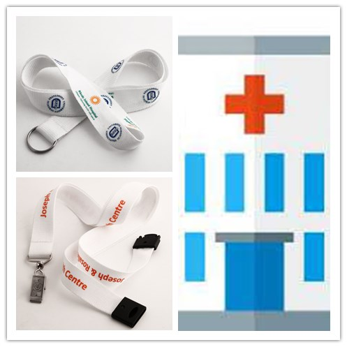 Hospital lanyards recommendation