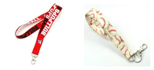 Baseball Lanyards