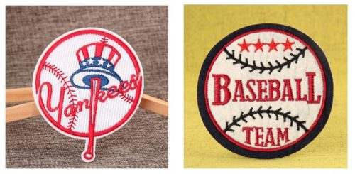 Baseball-Patches