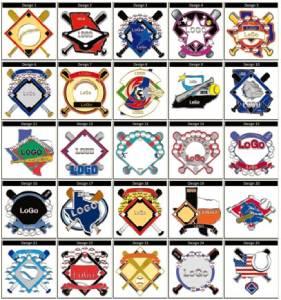 Baseball Pin Design Model